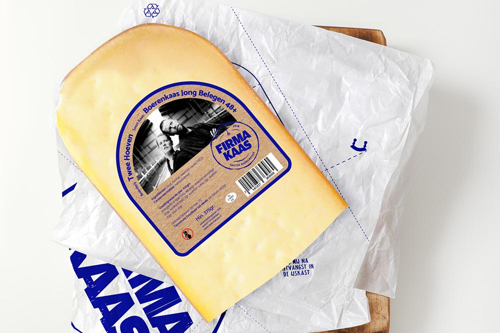 Boerenkaas de firma kaas