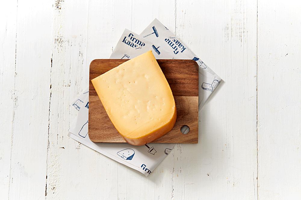 Belegen kaas van de Koopman (ongeveer 470gr) - Nooit zonder
