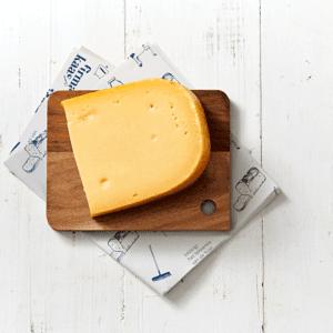 Belegen kaas van de Twee Hoeven (ongeveer 470gr) - Nooit zonder