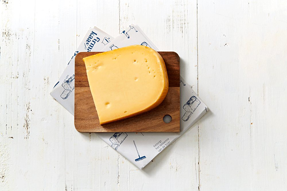 Oude kaas van de Twee Hoeven (ongeveer 430gr)