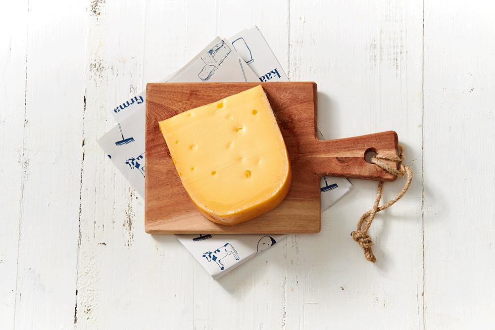 Jong belegen kaas van de Koopman (ongeveer 500gr) - Nooit zonder