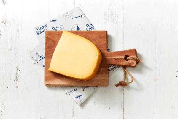 Jong Belegen kaas van de Twee Hoeven (ongeveer 500gr) - Nooit zonder