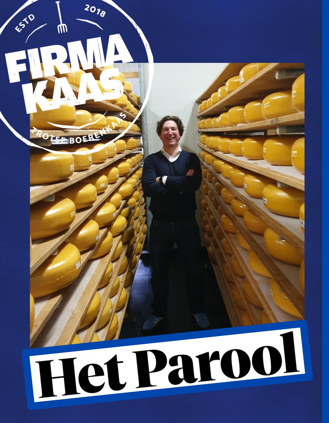 het parool de firma kaas
