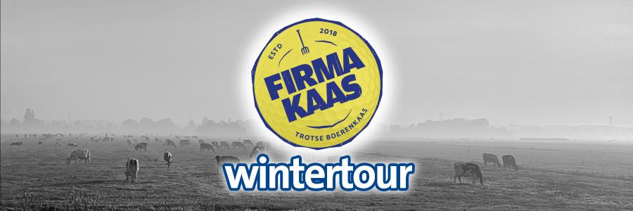 De firma kaas Wintertour ANWB