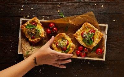 Recept met kaas – boerenkaas quiches