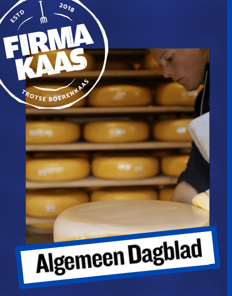 algemeen dagblad de firma kaas